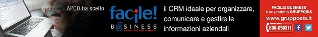 FACILE BUSINESS banner APCO ITALIA 2.5