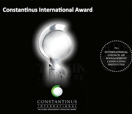 N 5 Immagine Art. 3 Constantinus International Award